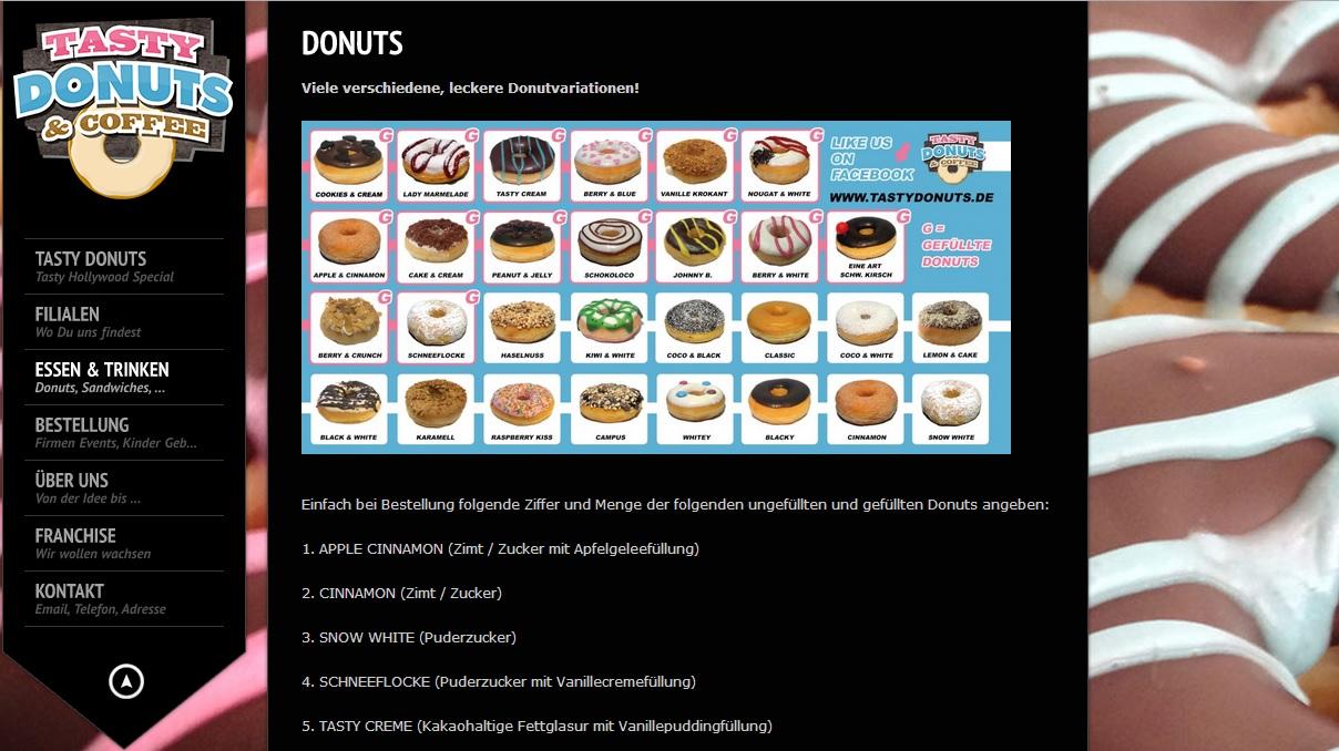 Image result for tasty donuts regensburg